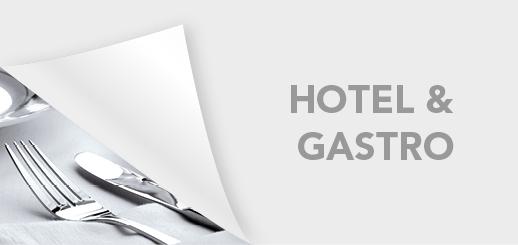 Studio Creativ Works Bereich Hotel & Gastro