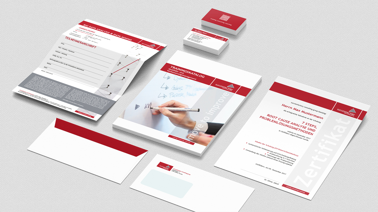 successfactory Corporate Design